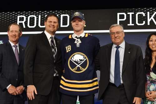 Sabres would be wise to hold their three first-round picks until next summer