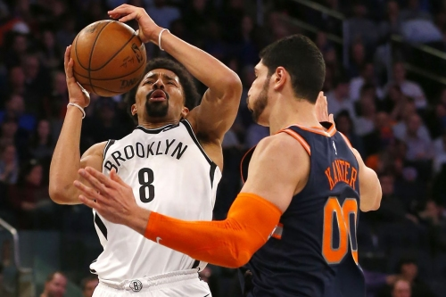 Uh-oh, Nets-Knicks Twitter War ... or something
