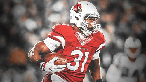 Cardinals RB David Johnson 'encouraged' by contract talks