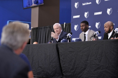 GBB Mailbag: What would you ask the Grizzlies front office?