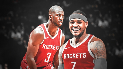Fan's interesting conspiracy theory on Carmelo Anthony-Chris Paul