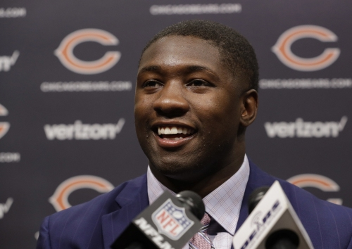 Roquan Smith, the last rookie holdout, gets guaranteed deal with Bears