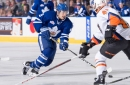 2018 T25U25 #15: Trevor Moore has a shot with the Maple Leafs