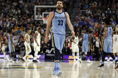 Marc Gasol is running out of time