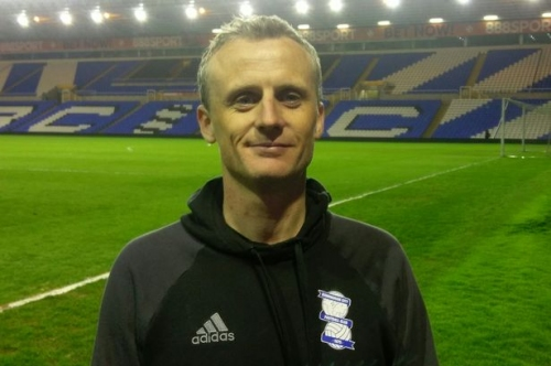 The men Richard Beale has tasked with guiding Birmingham City's future stars