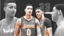 Lonzo Ball, Kyle Kuzma team up for newest Lakers Wish commercial