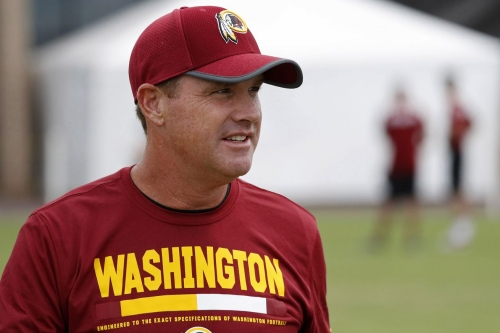 Jay Gruden Redskins Presser: We have great confidence that Fabian Moreau knows what to do