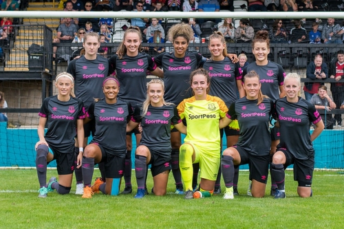 Everton Ladies Season Schedule Released