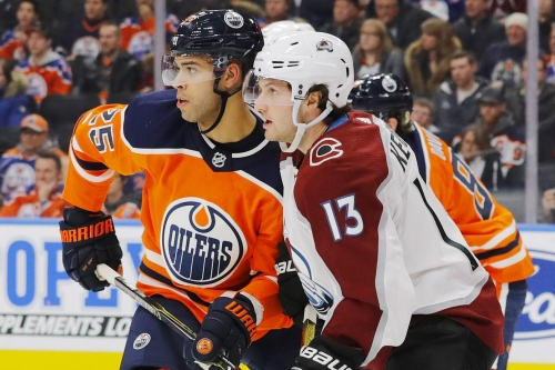 Colorado Avalanche will need Alex Kerfoot to avoid a sophomore slump