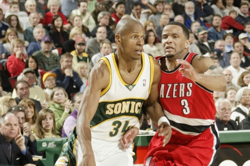 Who would the Blazers protect in an Expansion Draft?