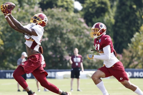 Daily Slop: Jay Gruden would like clarification on new helmet rule; Redskins release CB Orlando Scandrick