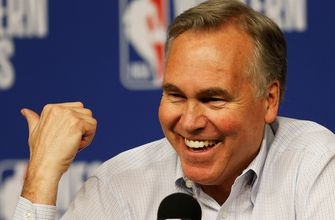 Ice Cube has a theory about how Mike D'Antoni is going to treat Melo in Houston