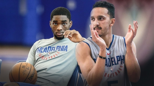 Sixers rookies Landry Shamet, Shake Milton cleared for limited basketball activities