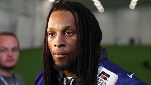 Clayton Geathers talks about coming back from injury