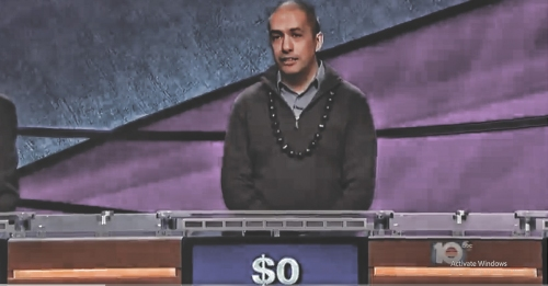 Contestant on 'Jeopardy!' loses out on $800 for not knowing Warriors logo