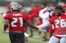 Bucs' corner injuries press Justin Evans into cameo at nickel