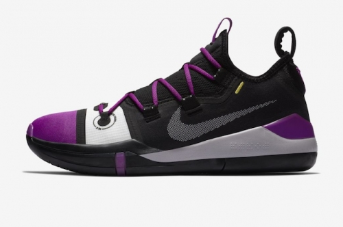 Nike Kobe A.D. 2018 Surfaces In Colorway That Better Matches Lakers Color Scheme