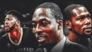 Wizards' Dwight Howard determined to become his 'own version' of Kevin Durant, Anthony Davis