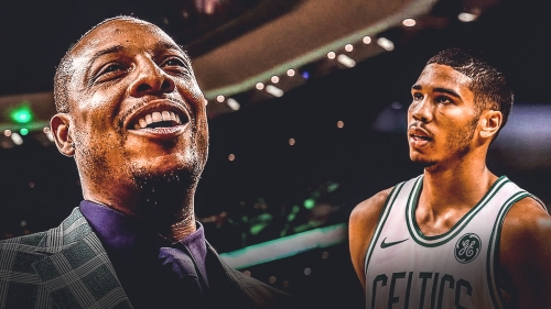 Paul Pierce bullish on Jayson Tatum's untapped potential