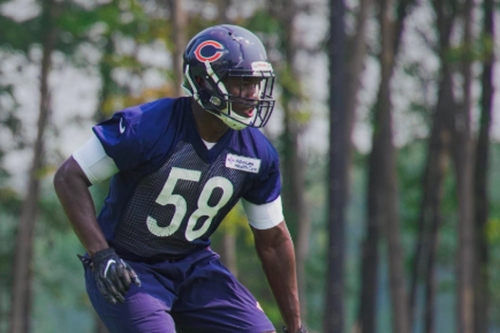 Mr. Pace and friends: Roquan Smith is back with the Bears, so what happens next?