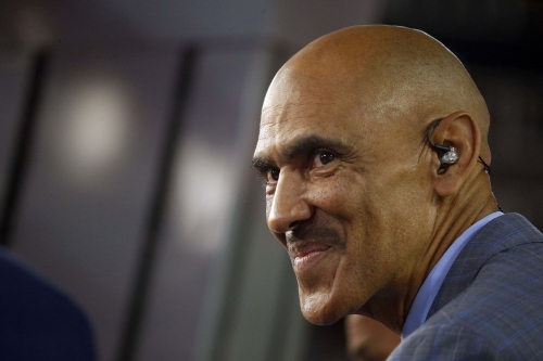 Watch: Tony Dungy speaks on the National Anthem protests