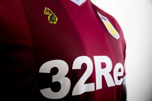 Luke Roper tells us the story of Luke1977 - Aston Villa's kit supplier
