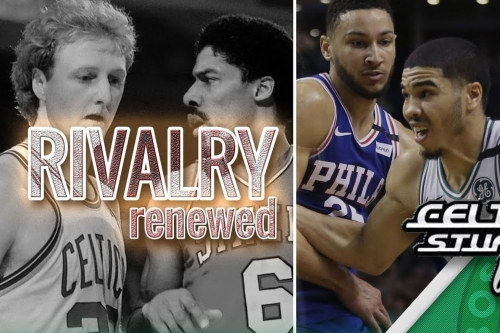 Is Celtics 76ers really a great rivalry? Poulin & Duke weigh in on CelticsBlog History Week (video)