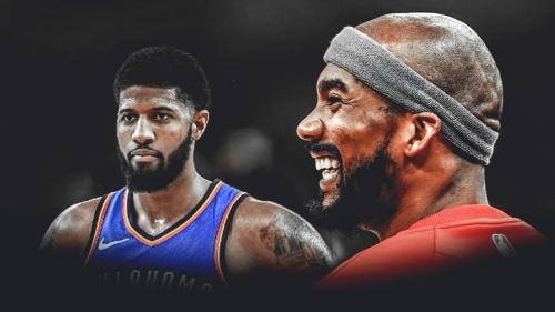 Corey Brewer not shocked by Paul George's return to Thunder
