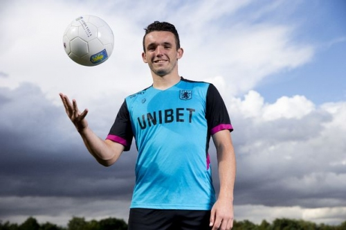 The entertaining way John McGinn announced his arrival at Aston Villa