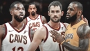Kevin Love, Tristan Thompson, JR Smith and Cavs to have 37 less nationally televised games