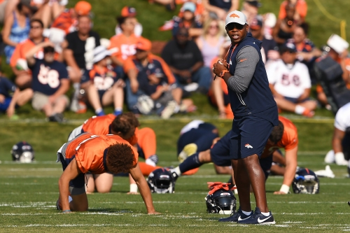 """Practices against Chicago """"huge"""" evaluation tool for Broncos"""