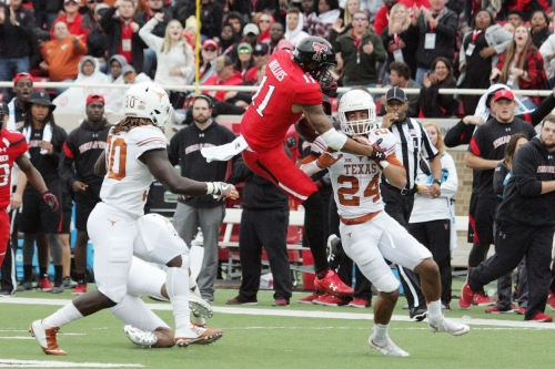 Report: Former Texas DB John Bonney is in Lubbock, could play for Texas Tech