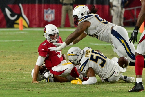 Chargers vs. Cardinals: It Was All About the Rookies