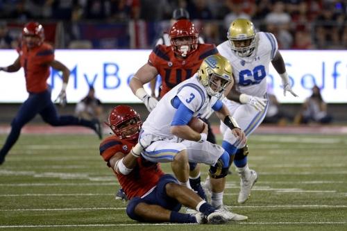 Injury, bowl loss motivating Arizona LB Kylan Wilborn in sophomore year