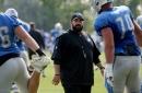 Detroit Lions' coach Matt Patricia reminisces New York Giants' ties