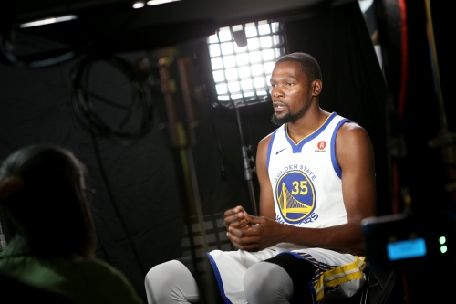 Kevin Durant invests in Andreessen Horowitz fund to get people of color into tech