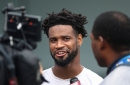 Darius Slay-Odell Beckham matchup must wait at Lions-Giants practice