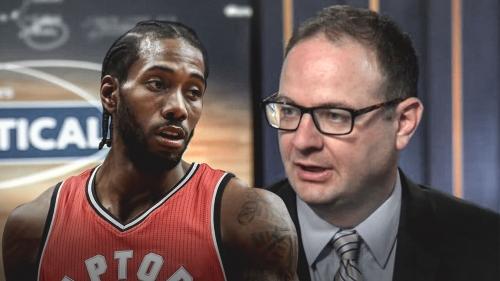 Clippers rumors: Adrian Wojnarowski says LA will be 'aggressive suitors' for Kawhi Leonard next summer