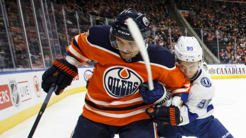 Sekera injury cripples Oilers, leaves defenceman's future in doubt