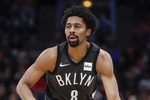 Woj: Nets guarantee Spencer Dinwiddie for the year