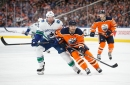 Edmonton Oilers Andrej Sekera Out Indefinitely With Torn Achilles