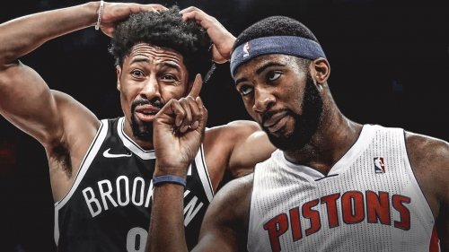 Pistons news: Andre Drummond explains worst thing he did to Spencer Dinwiddie in a cold shower
