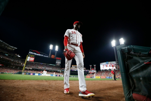 Cincinnati Reds pitcher Amir Garrett confident he will bounce back from 'bumps in the road'