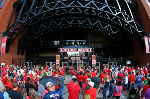 Washington Nationals at St. Louis Cardinals: GameThread 120 of 162