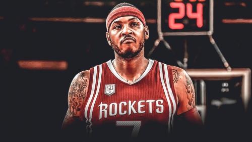 Rockets news: Carmelo Anthony goes at troll NBA fan on Instagram