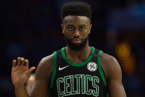 Jaylen Brown joins Bloomberg Technology to talk investing, education, and more