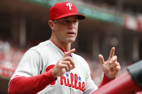 Gabe Kapler shakes up Phillies' lineup