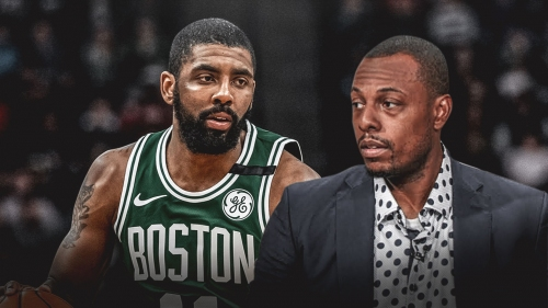 Paul Pierce won't be surprised if Kyrie Irving leaves Celtics next summer