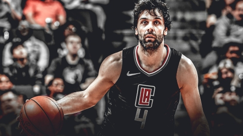 Milos Teodosic on opting in to 2nd year with LA Clippers