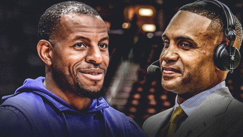 Andre Iguodala says he looks up to Grant Hill on and off the court
